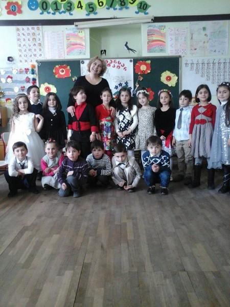 ქალაქ თბილისის №85 საჯარო სკოლა